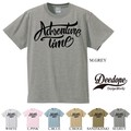 "【DEEDOPE】""ADVENTURE TIME"" 半袖 プリント Tシャツ 綿100% カットソー アドベンチャー"