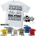 "【DEEDOPE】 ""FIXED TRICK"" 半袖 プリント Tシャツ 綿100% カットソー"