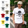 "【DEEDOPE】""SCREW YOU"" 半袖 プリント Tシャツ 綿100% カットソー ドクロ 骸骨 スカル Skull"