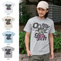 "【DEEDOPE】""OH MY GOSH"" 半袖 プリント Tシャツ 綿100% カットソー"
