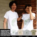 "【DEEDOPE】""SLOW LIFE""  半袖 プリント Tシャツ 綿100% カットソー カエル 蛙"