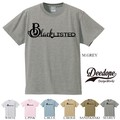 "【DEEDOPE】  ""BLACK LISTED"" 半袖 プリント Tシャツ 綿100% カットソー"