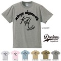 "【DEEDOPE】  ""KING HIGHWAY"" 半袖 プリント Tシャツ 綿100% カットソー"