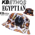 KB ETHOS Egyptian BUCKET HAT 13379