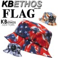 KB ETHOS Flag BUCKET HAT 13379