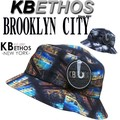 KB ETHOS Brooklin City BUCKET HAT  13379