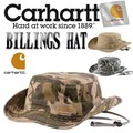CARHARTT Billings Hat 101199    14020