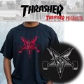 Thrasher BLACKOUT T-Shirt  14381