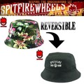 【春夏新作】SPITFIRE Hawaiian Reversible Bucket Hat  14520