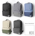 【HEX】 ヘックス EXILE BACKPACK エグザイル バックパック リュックサック バッグ