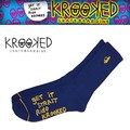 KROOKED Shmolo Socks  14936