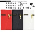 <スマホケース>arrows SV F-03H/arrows M03/arrows Be F-05J用3つ折りレザーポーチ