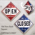 "Old New シリーズ[Both スクエア ""Open & Closed""]"