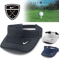 ★3カラー♪Nike Golf Dri-FIT Swoosh Visor.429466   15820