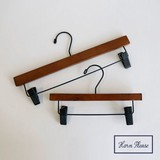 Clothes Hanger Wood Press Clothes Hanger Mat