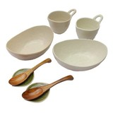 Mino Ware Gift FUUSHU Curry Set