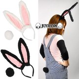 Headband Set Cosplay Items Rabbit Animal
