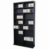 Storage Rack DVD Rack 3 Colors