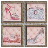 Art Frame Art Bag Shoes Resin Frame