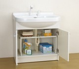 Under the Sink Storage Under the Sink Free Rack 1 Step Expansion Type