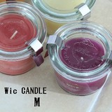 Candle Apple Honey Melon Vanilla