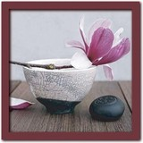 Art Collection/Magnolia and bowl