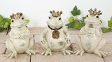 Garden Ornament Frog Three
