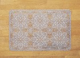 Lace Mat Gray