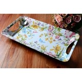 creative tops katie Alice LUXURY HANDLED TRAYS  トレイ <フラワー>