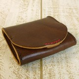 Lien Tochigi Leather Ruby Coin Case Coin Purse Wallet