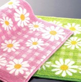 Margaret Checkered Kitchen Mat