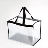 Laundry Bag Transparency Neil Bag Mesh Vinyl Bag