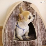 PAW-PAW WOODY PET DOME