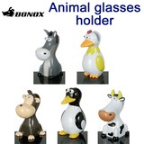 ANIMAL GLASSES HOLDER