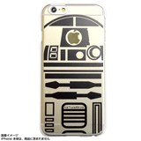 カスタムカバー iPhone 6 STAR WARS(R2-D2)