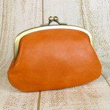 Lien Leather Parent And Child Coin Purse Wallet