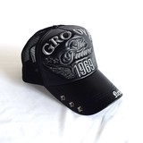 Continuation Silicone Embroidery Trucker Hat