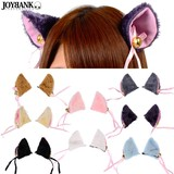 Color Attached Cat Clip Apparition Animal Items Cosplay Fancy Goods