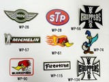9 Types Racing Patch