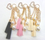 Specification Bag Charm Tassel Pearl Heart Color