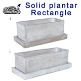 ■2015AW 新作■ SOLID PLANTER RECTANGLE