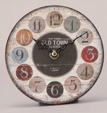 Old Look Table Clock Clock/Watch