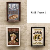 Items Wall Frame American Miscellaneous goods