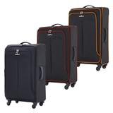 Expansion Effect Large Light-Weight Trolley Bag