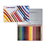 MITSUBISHI uni Pencil Wide Colored Pencil