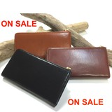 Italy Leather Long Wallet