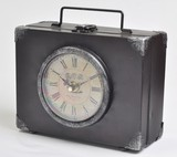 Clearance Sale Antique Trunk Clock/Watch
