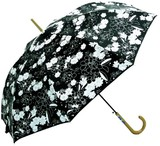 UV Cut All Weather Umbrella Glass Fiber Spring Flower