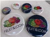 FRUIT OF THE LOOM BADGE
