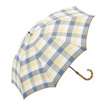 2016 S/S All Weather Umbrella Stick Umbrella Tone Tone Checkered